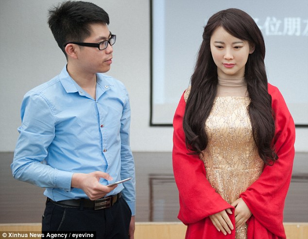 Chinese inventor claims AI humanoid is the most realistic ever made