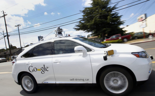 Why Society Must Prepare For The Self-Driving Car Revolution