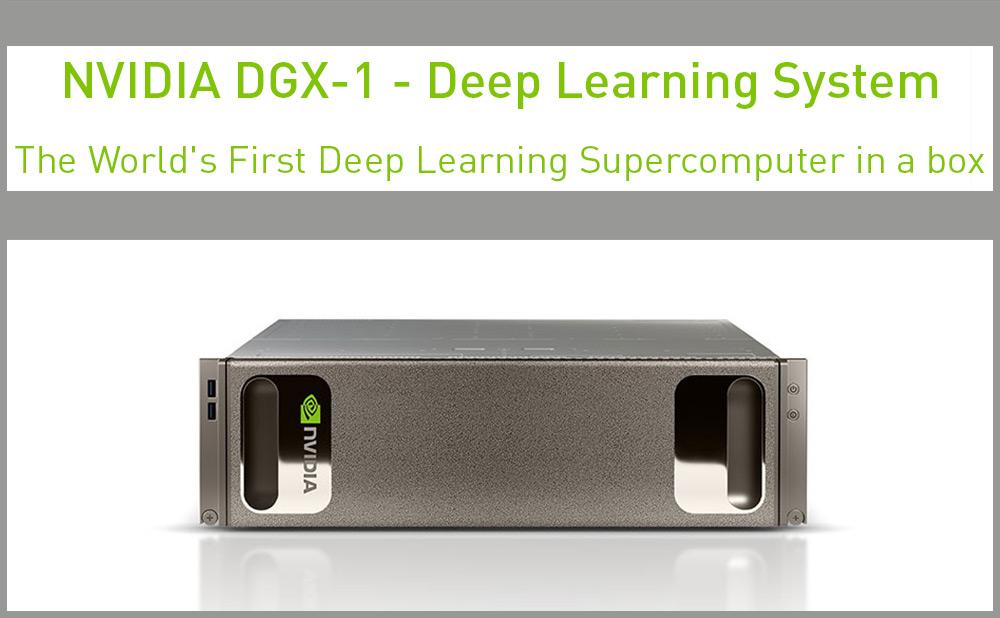 Deep Learning Supercomputer