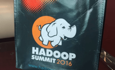 Talking Big Data culture at Hadoop Summit with Royal Mail, Centrica, Markel