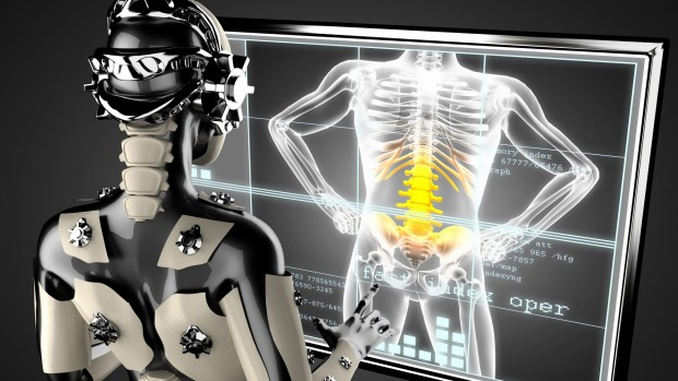 Distilled Science: Could artificial intelligence spell the end of doctors?