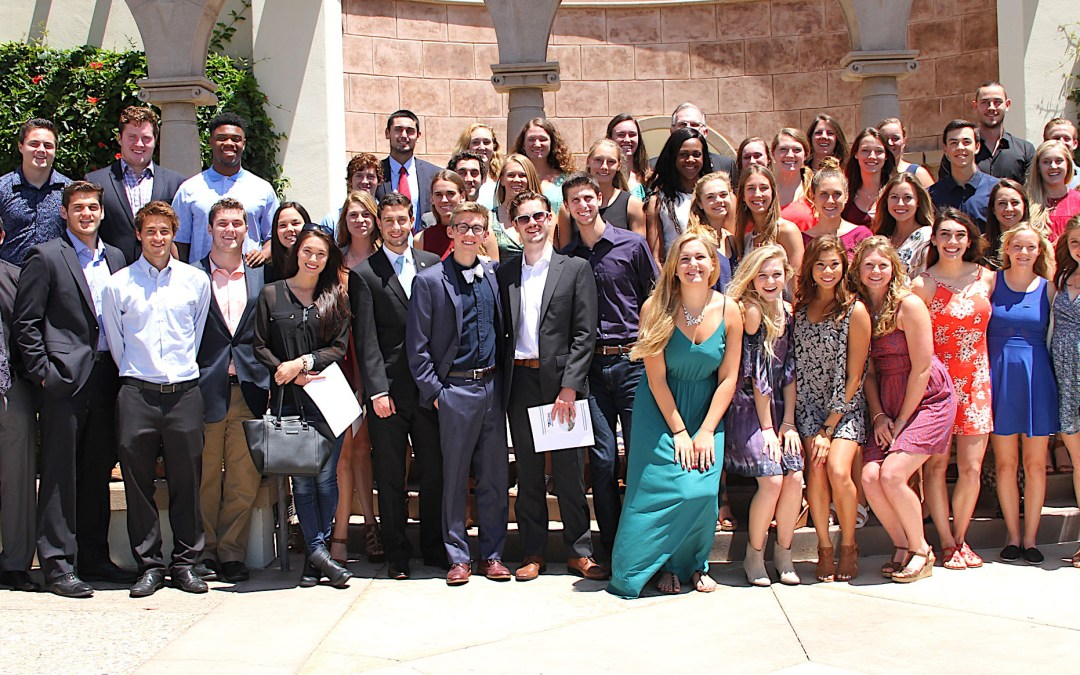 61 USD Scholar Athletes Honored at President's Luncheon