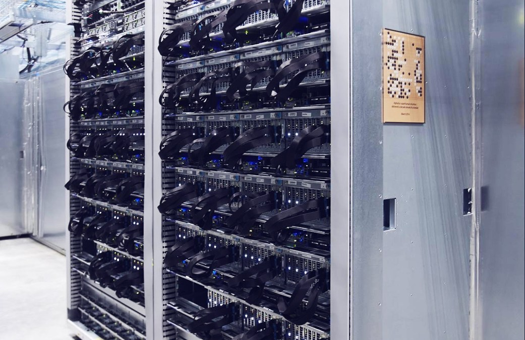 Google Built Its Very Own Chips to Power Its AI Robots