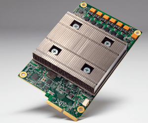 Google's new TPU accelerator chip speeds up machine learning systems