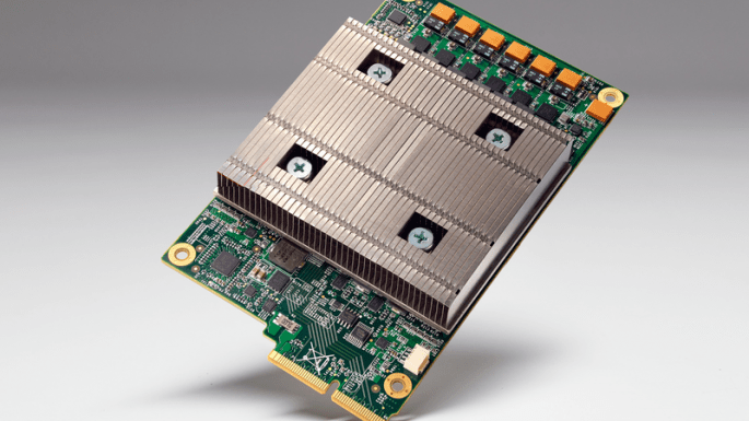 Google built computer chips to support machine learning, AI bots
