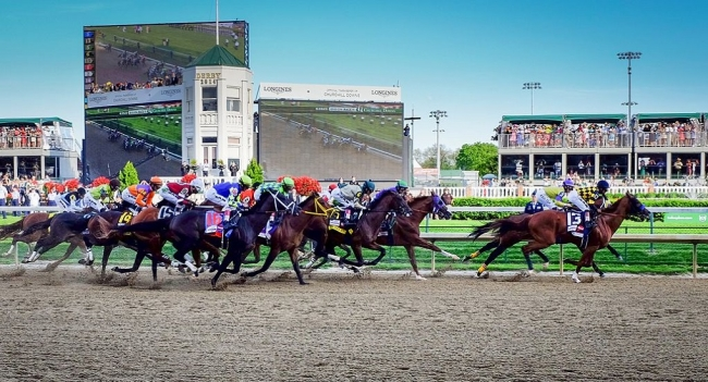 AI Uses Swarm Intelligence To Correctly Predict Winners Of Kentucky Derby