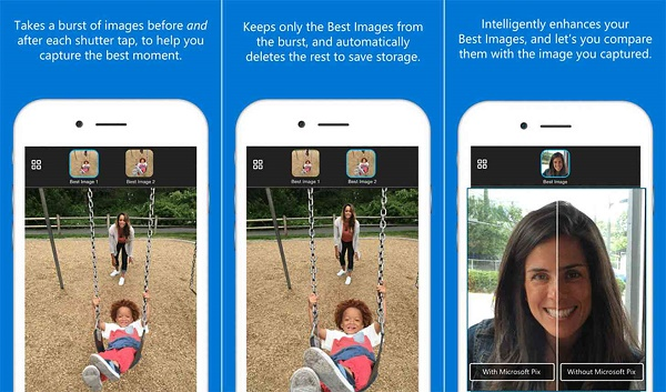 Microsoft Pix is an iPhone Camera App That Uses Artificial Intelligence to Click Better Photos