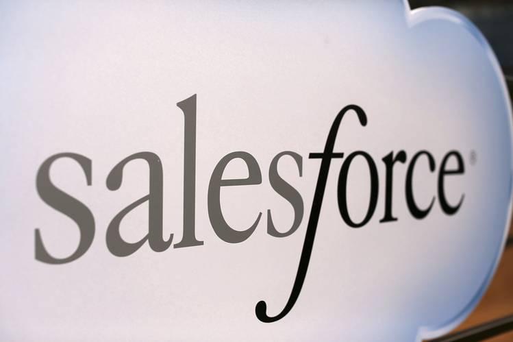 Salesforce Revenue Rises but Outlook Disappoints