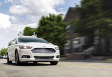 Ford targets fully autonomous vehicle by 2021