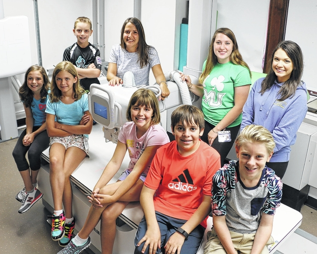 Local Chatter: Exeter middle school students attend health sciences camp at Misericordia University
