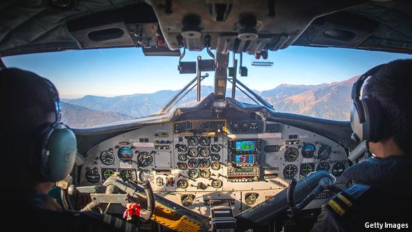 Flight response