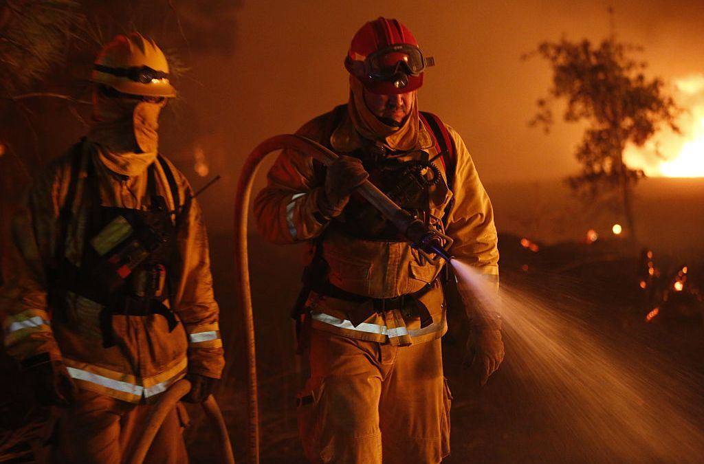 Artificial Intelligence Protects First Responders And More