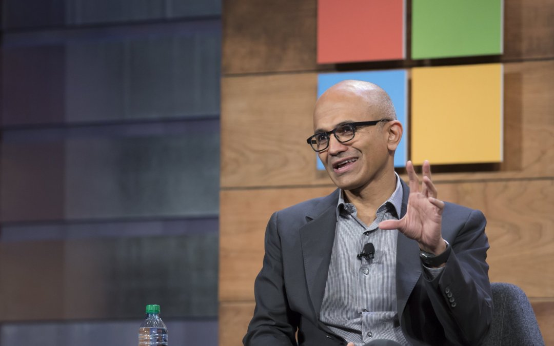 Microsoft CEO Satya Nadella slams Google's game-playing artificial brain: 'We are not pursuing AI …