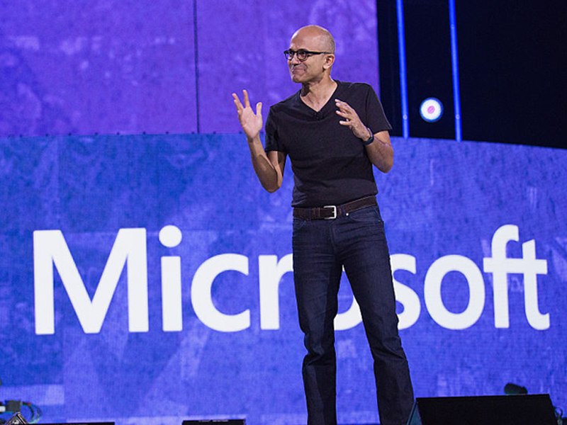 Artificial Intelligence And Deep Learning Will Transform Microsoft, Says CEO Satya Nadella
