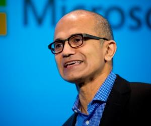 Microsoft CEO outlines how AI and deep learning will transform the company