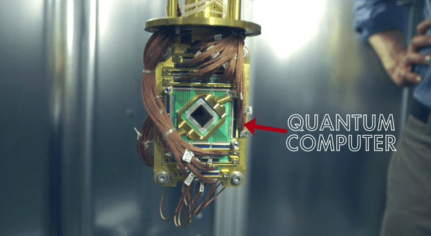 Quantum leap: D-Wave's next quantum computing chip offers a 1000x speed-up
