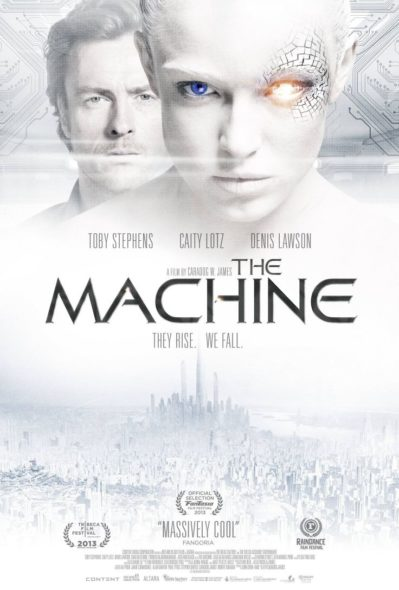 The Machine: Syfy Orders AI Series Pilot