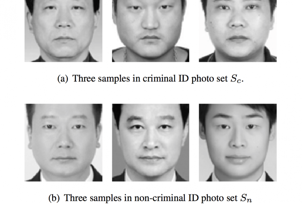 Troubling Study Says Artificial Intelligence Can Predict Who Will Be Criminals Based on Facial …