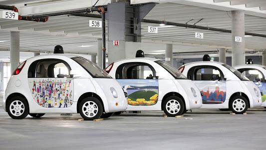 Google self-driving car steering wheel dilemma makes self-driving science fiction