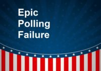 Six Data Science Lessons from the Epic Polling Failure
