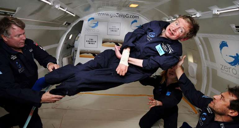 Stephen Hawking and the Temple of Dooms
