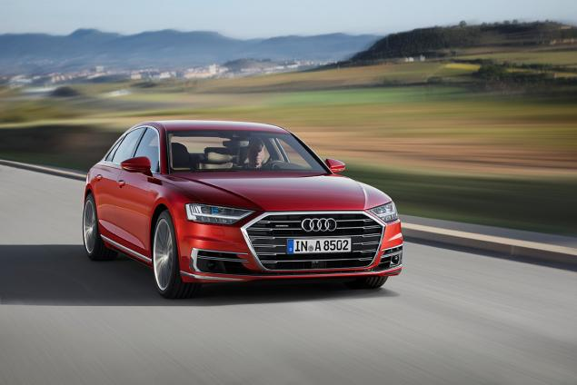 First Look: Audi takes giant leap toward full automation with all-new 2018 A8, artificial intelligence …