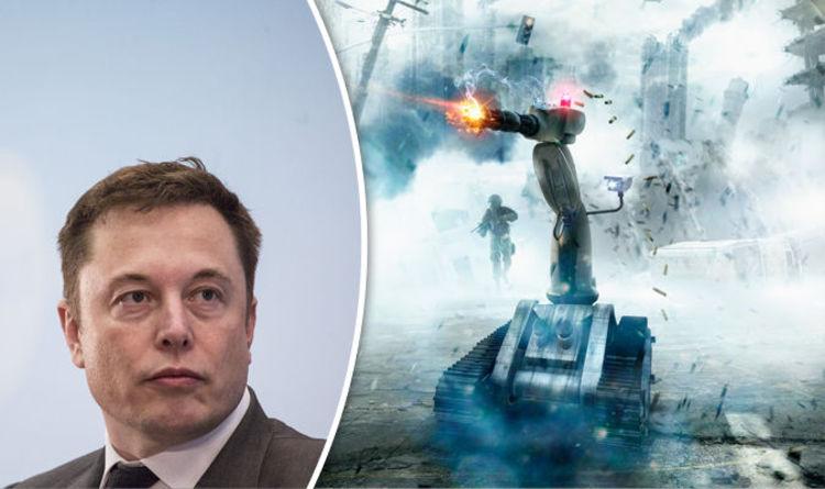 Elon Musk SLAMMED by top researchers for scaremongering over dangers of AI
