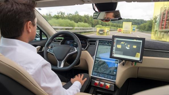 Bosch Putting Brains Behind Autonomous Driving