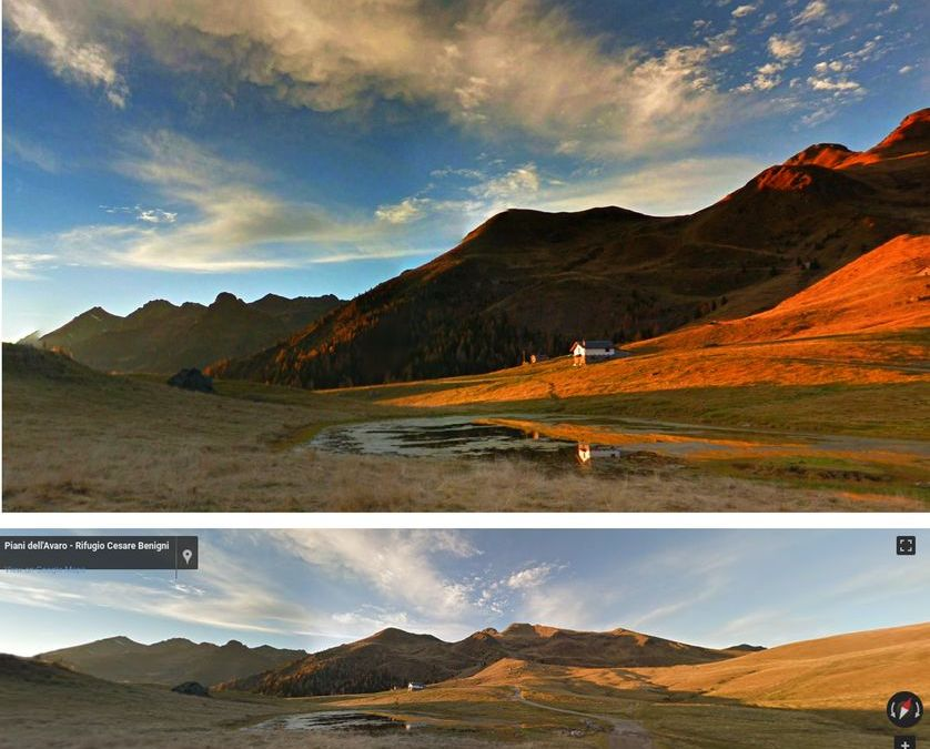 Artificial intelligence gives Google Street View a professional touch
