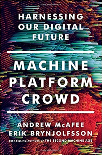 'Machine, Platform, Crowd' and Accelerated Concentration of Higher Ed Advantage