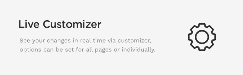 Crate - Minimalist WordPress Theme - 2