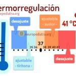 Calor y enfermedad neurológica en la infancia