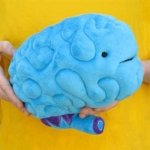 Big-Brain-Plush-All-You-Need-Is-Lobe-I-Heart-Guts-Series-0