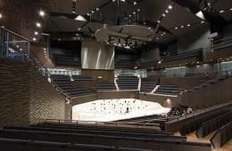 Image the Helsinki Music Center.