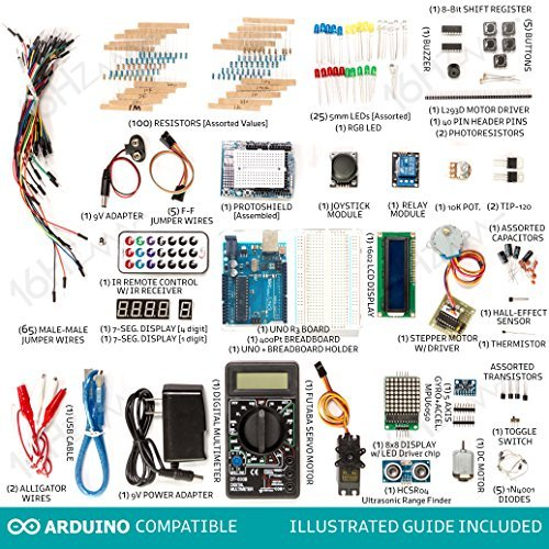 16hertz Uno R3 Ultimate Starter Kit