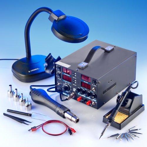 4 in 1 xtronic hot air rework soldering station neuroscience news. Black Bedroom Furniture Sets. Home Design Ideas