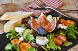 Image shows a salad.