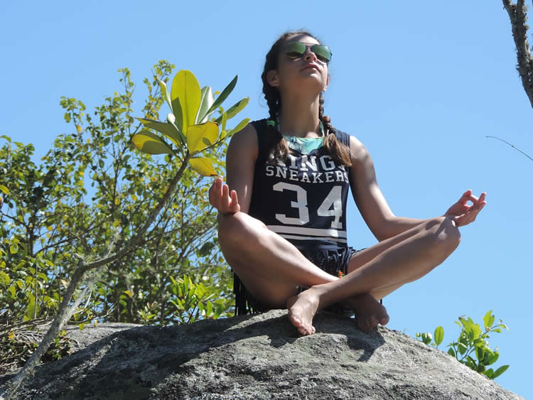 Yogic Breathing Helps Fight Major Depression