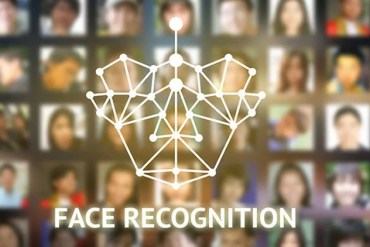 Image shows faces and a network.