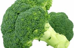 Image shows broccoli.