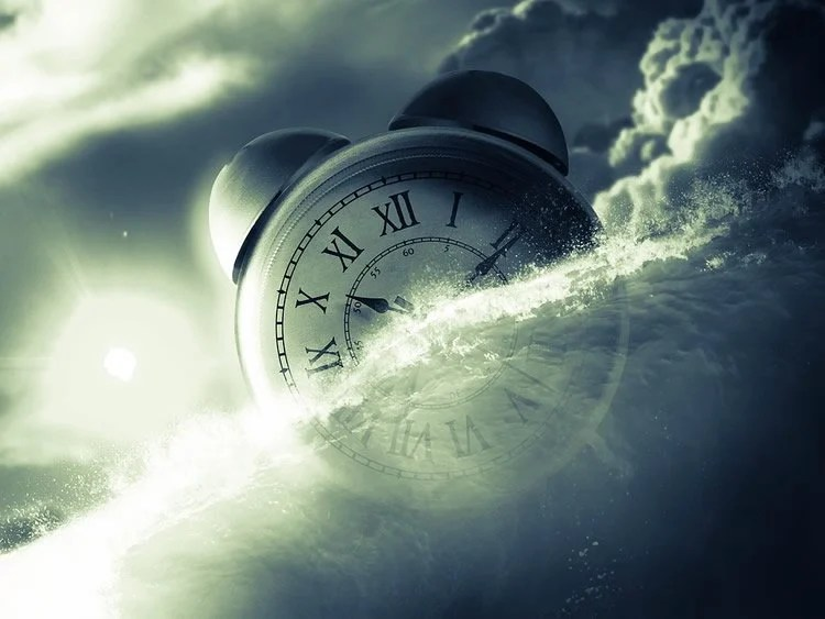 Image shows an alarm clock.