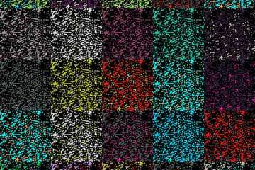 Image shows photoreceptor cells.