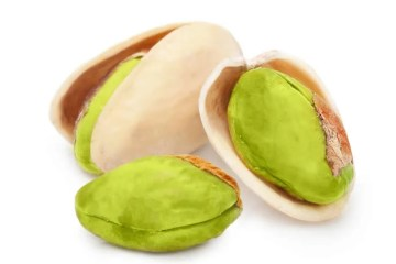 Image shows Pistachios