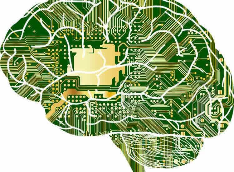 a computerized brain