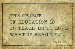 a quote from plato