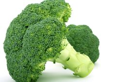 This shows broccoli