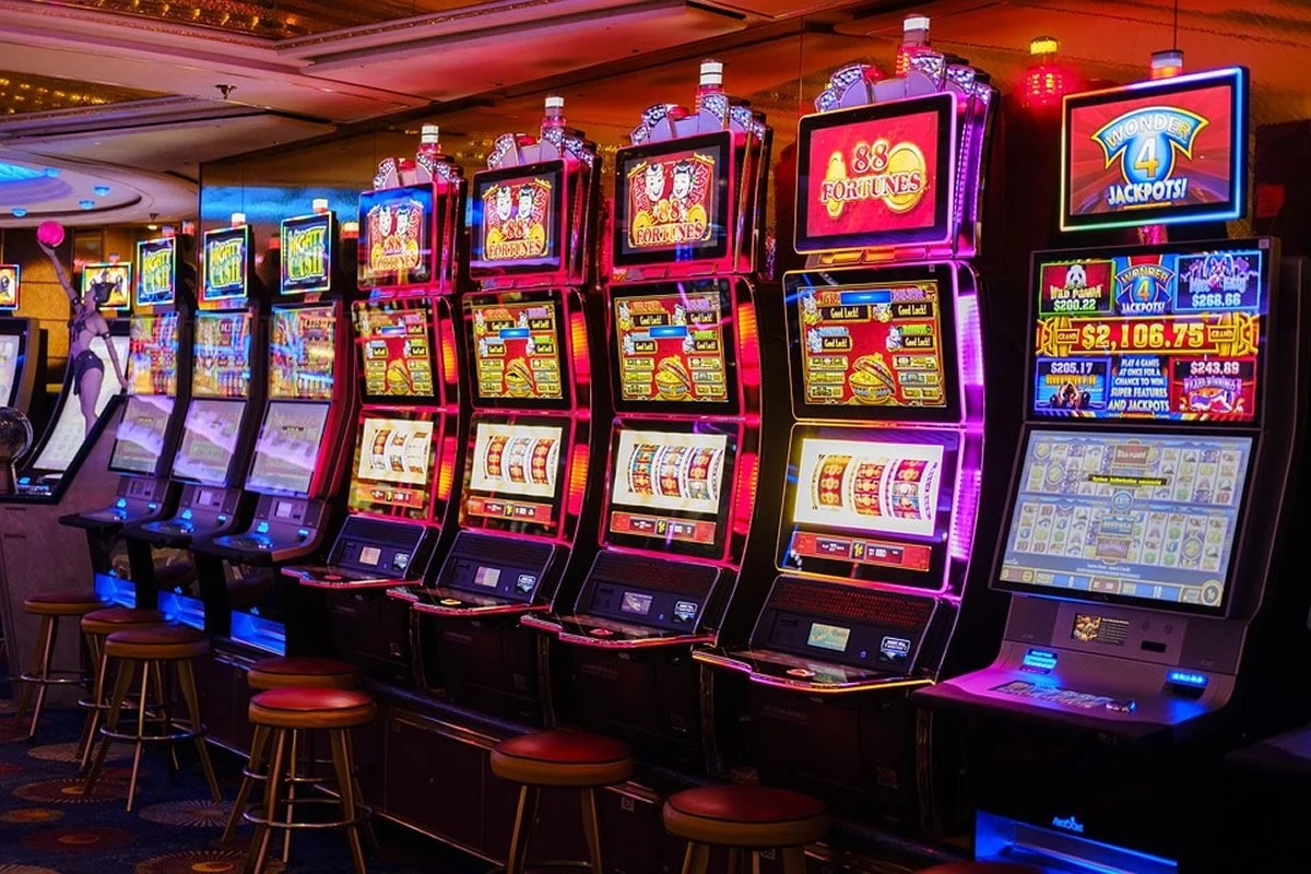 Slot Machine Percentage Paybacks