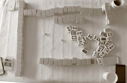 this shows mahjong tiles