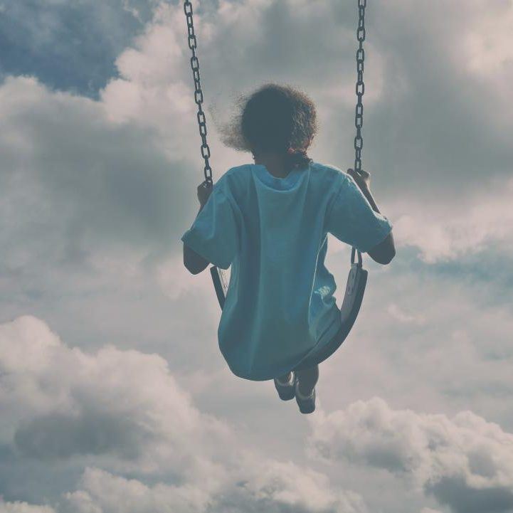 kid swing