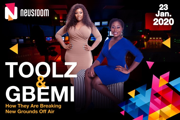 Toolz & Gbemi Off Air